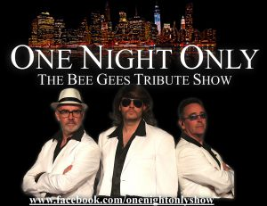 One Night Only- Bee Gees Show @ Halekulani Bowling Club, Budgewoi | Budgewoi | New South Wales | Australia