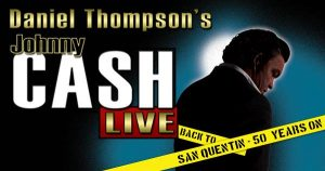 Daniel Thompson's Johnny Cash Live @ The Art House, Wyong | Wyong | New South Wales | Australia