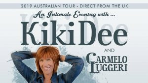 Kiki Dee + Carmelo Luggeri @ Laycock Street Theatre, North Gosford | Wyoming | New South Wales | Australia