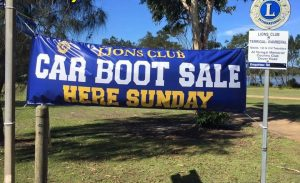 Terrigal Lions Car Boot Sale @ Lions Park,Terrigal | Terrigal | New South Wales | Australia