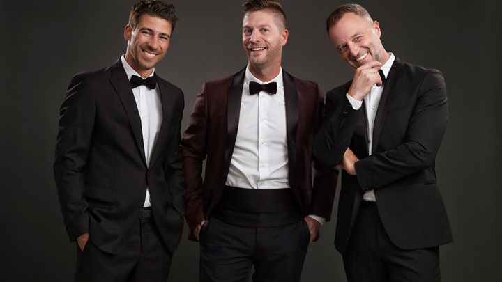 The Italian Tenors: 2020 Tour