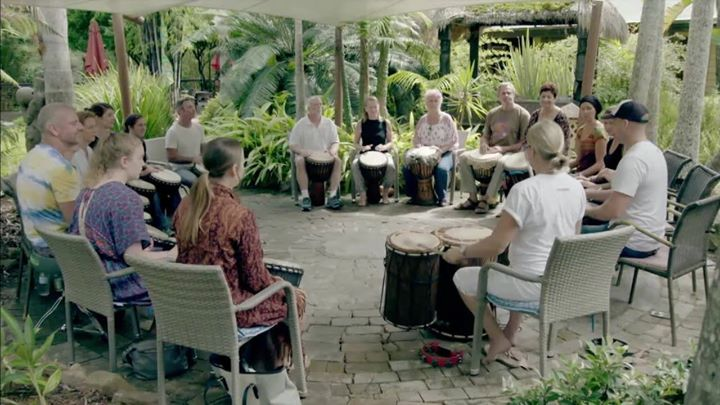 Drumming & Mindfulness 8 Week Course Term 4 2019