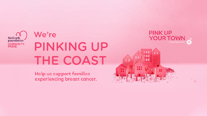 Pink Up The Central Coast Charity Golf Day