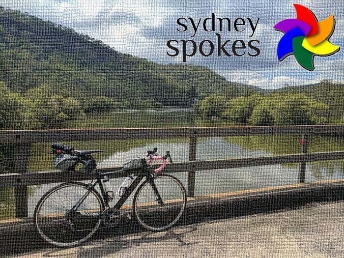 Sydney Spokes Toothbrush Tour: Wyong – Wisemans Ferry – Windsor