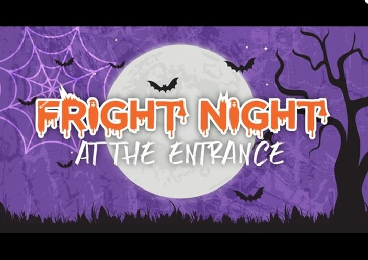 Fright Night At The Entrance  2019