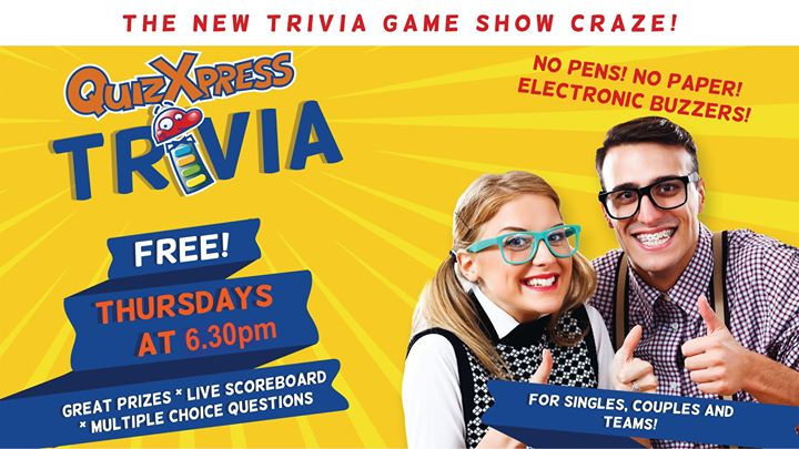 QuizXpress Trivia (Game Show)