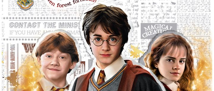 School Holidays: Come try the Harry Potter invisibility cloak