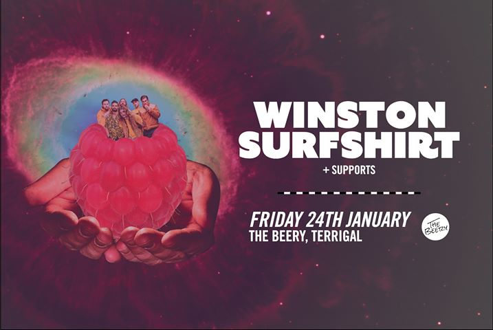 Winston Surfshirt – Central Coast