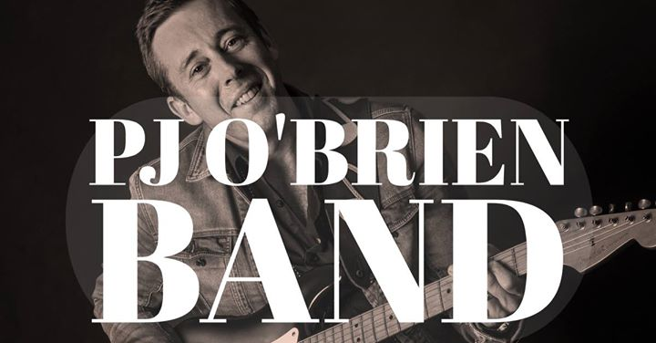 PJ O'Brien Band at the Greens Bowling Club