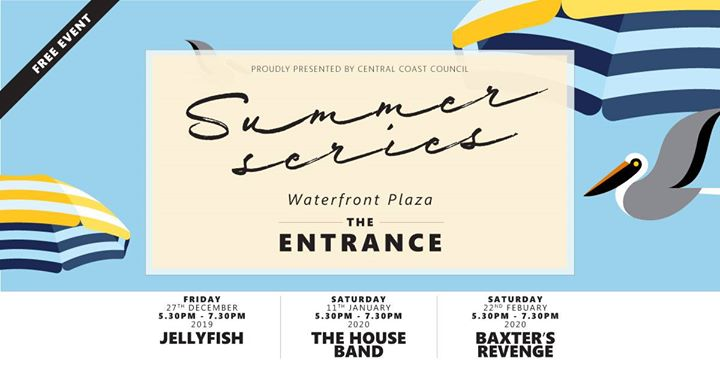 Summer Series at The Entrance