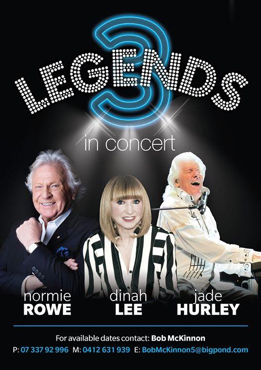 3 Legends in Concert