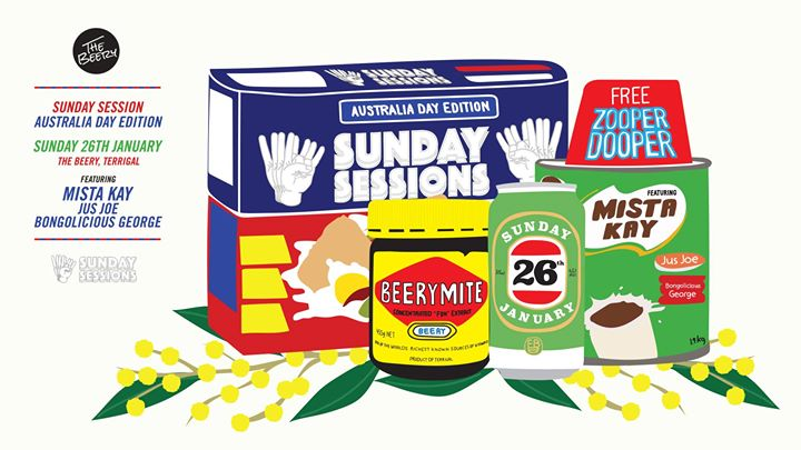 Sunday Sessions – Australia Day edition