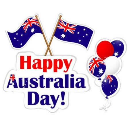 AUSTRALIA DAY ON THE WATERFRONT