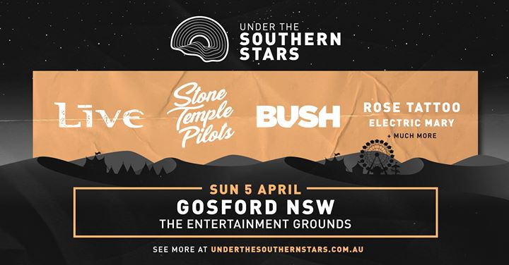 Under The Southern Stars – Gosford