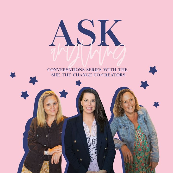 Ask Anything: Conversation Series