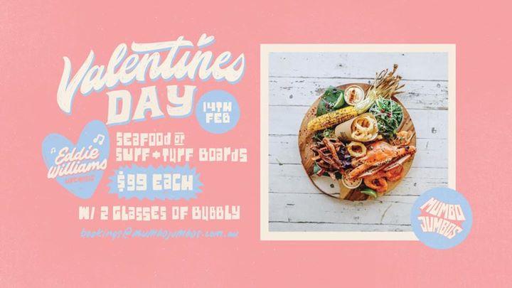 Valentine's Day at Mumbos