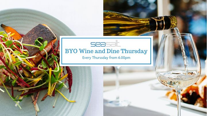 BYO Wine and Dine Thursday