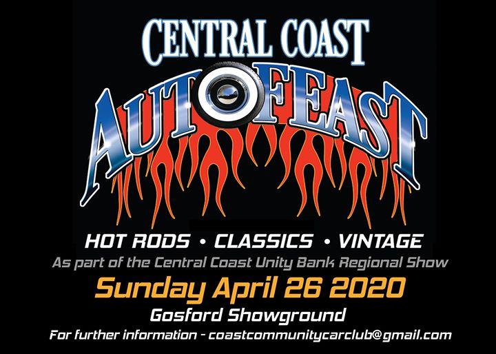 Central Coast Autofeast 2020