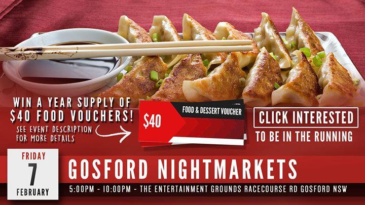 Gosford NightMarkets