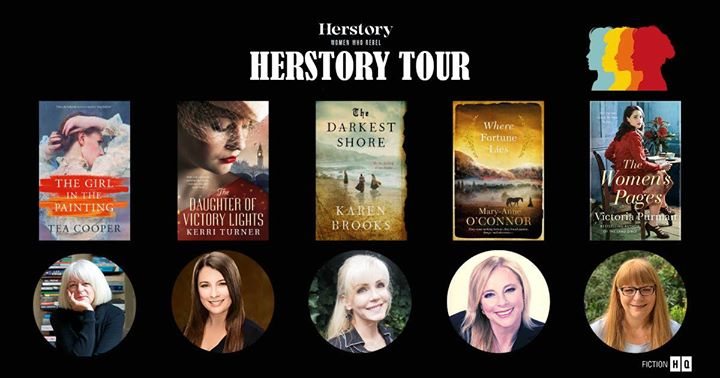 Herstory – Women who Rebel tour at Kincumber Library