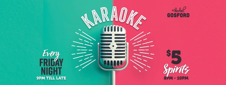 Friday Karaoke