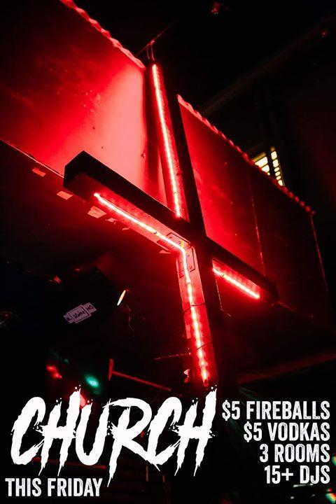 Fireball Whisky pres. Church
