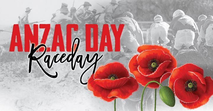 ANZAC Day Raceday