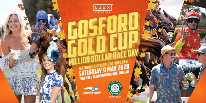 Gold Cup Standalone Race Day