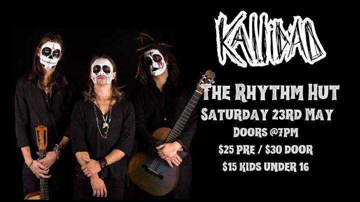 Kallidad at The Rhythm Hut