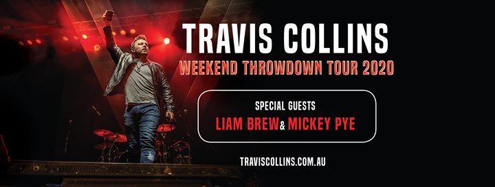 Travis Collins – Gosford / Central Coast