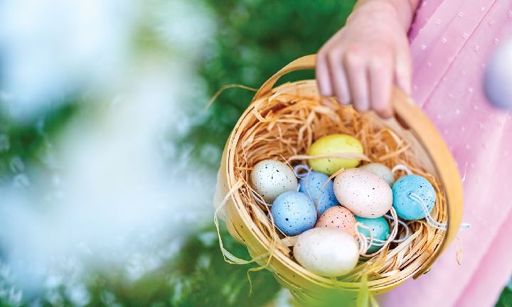 Eggsellent Easter Raffle