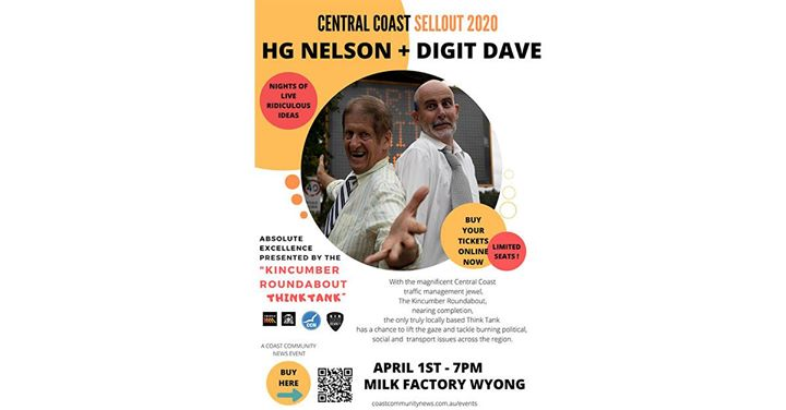 Hg Nelson and Digit Dave