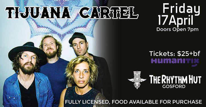 Tijuana Cartel Summer 2020 tour