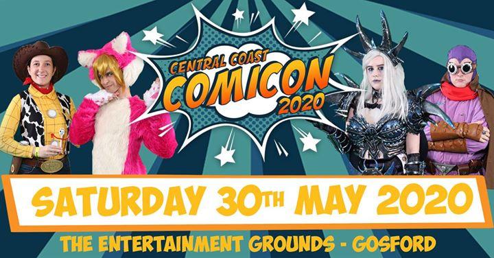 Central Coast Comicon